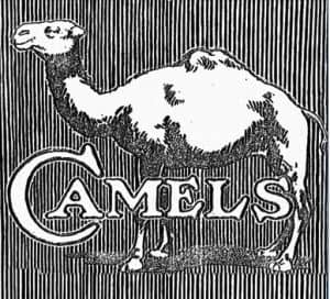 Old Cigarette Ads | Camels Are Coming | Ad 1 of 4